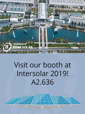 Visit our booth at Intersolar 2019 A2.636